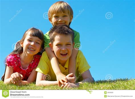 kid s happy kids stock photo image 2633920