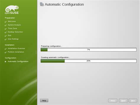 tutorial linux opensuse tutorial instalasi linux opensuse 12 1 kumpulan