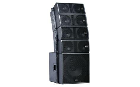 Speaker Line Array alto professional legacy speakers series gt sxa18p