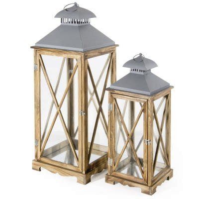 lanterne da arredo lanterne da giardino verdelook