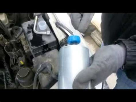 Prime Der Chevrolet Captiva how to replace fuel filter of hyundai terracan diesel 2 9