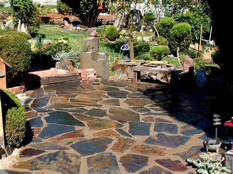 Slate Landscape Rock Blueslate Woodstone Slate Landscaping