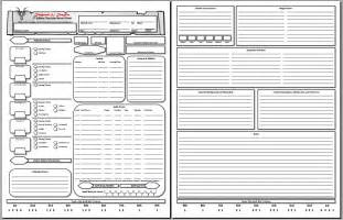 dd 3 5 template list new section and d d 5e character sheet pdf