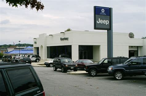 Jeep Dealers In Md File Car Dealership In Rockville Maryland Jeep Jpg