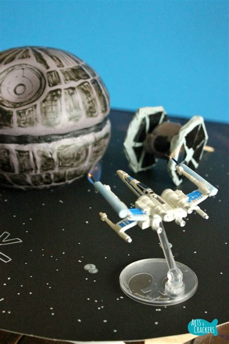 candy filled death star cake tutorial  tie fighter cake pops