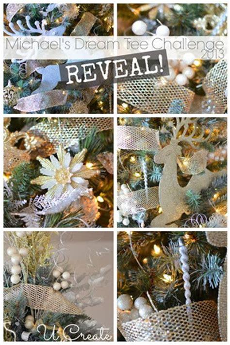 reveal michael s dream christmas tree challenge u create