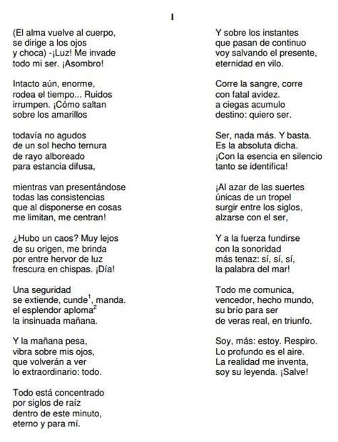 Poema Con Estrofas | poemas con 8 estrofas gil carmen a jugar con los poemas