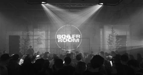 boiler room and launch reality nightclub
