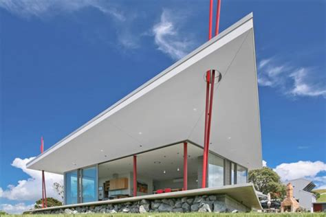 tent house design new zealand quot tent house quot offers contemporary holiday hotspot modern house designs