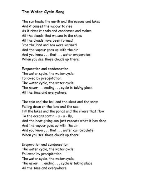 song rap water cycle rap water damage los angeles
