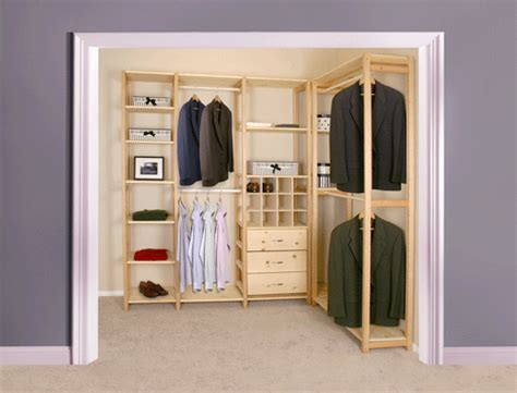 Easy To Install Closet Organizers Simple Closet Home Of Easy To Install Affordable Wood
