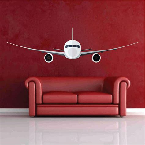 airplane wall murals airplane wall mural decal wall decals primedecals