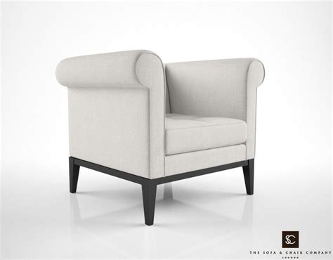 the sofa and chair company the sofa and chair company rubens armchair 3d model max