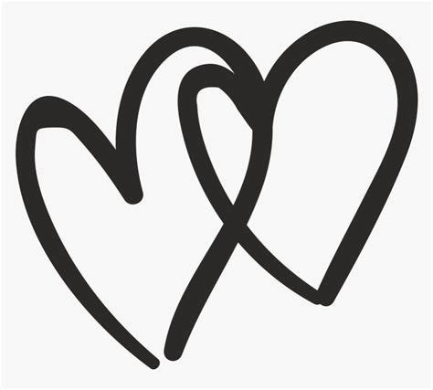 product design clip art love  logo love hitam putih