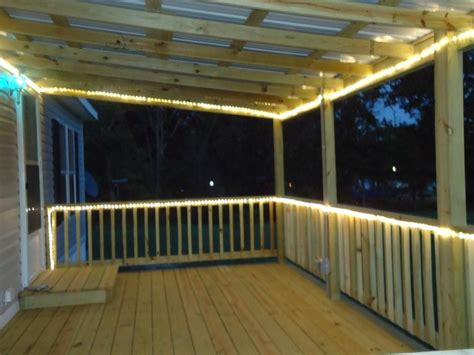 deck lighting ideas decks ben s barns 903 269 8130