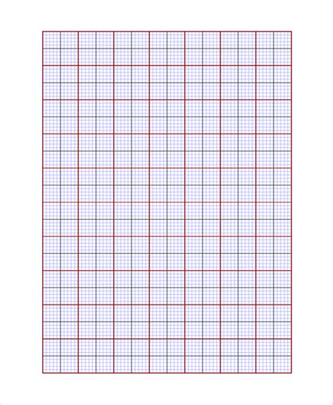 printable graph paper colored sle graph paper 25 documents in pdf word excel psd