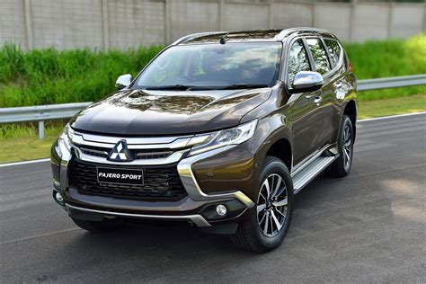 mitsubishi pajero sport 2016 2016 mitsubishi pajero sport picture 638822 truck
