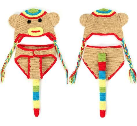 Baju Bayi Rajut jual baju anak baby costume rajut monkey carissa babyshop