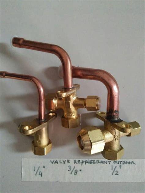 jual kran valve refrigerant 3 8 quot outdoor ac humitech