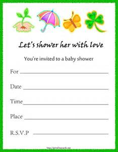 free baby shower cards free printable baby shower invitations baby shower invitation templates