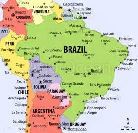 Neighboring Countries Of Brazil 28 Neighboring Countries Of Brazil Brazil Map And