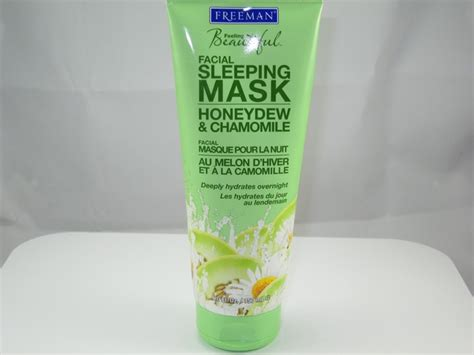 Freeman Mask Hydrating Honeydew And Chamomile Overnight Mask mendes pic
