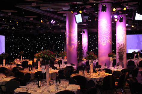 event design glasgow creative corporate event services with full design