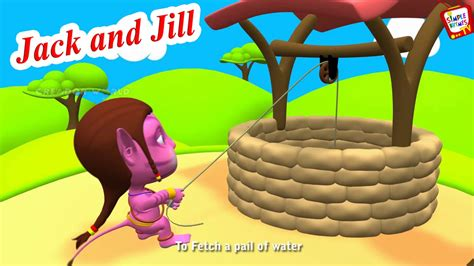 full version of jack and jill nursery rhyme jack and jill avatar version children rhymes nursery