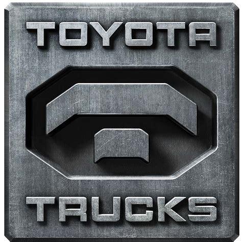 Toyota Trucks Logo Stonewurks