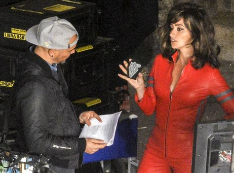 Photos Penelope Cruz Hot Sur Le Tournage De Zoolander 2