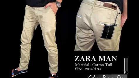 Celana Zara Wanita celana zara pria keren pin 75d45fba tokobajukeren pusat baju pria dan wanita