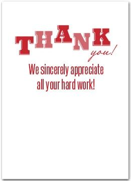thank you letter appreciation quotes staff appreciation thank you quotes quotesgram