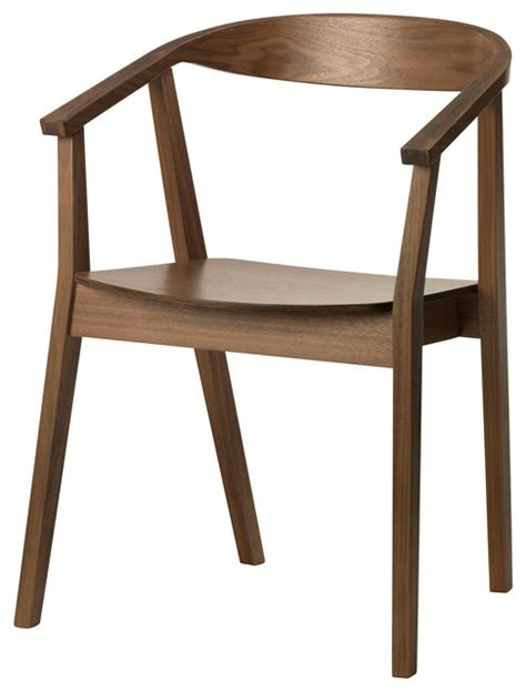 Modern Dining Chairs Ikea Stockholm Chair Walnut Veneer Modern Dining Chairs By Ikea