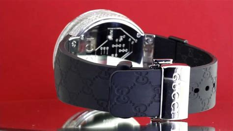 Swiss Paper Publishes Bogus Gucci Ad Gucci Gets The Bill by 10ct Gucci Stainless Steel Rubber Model