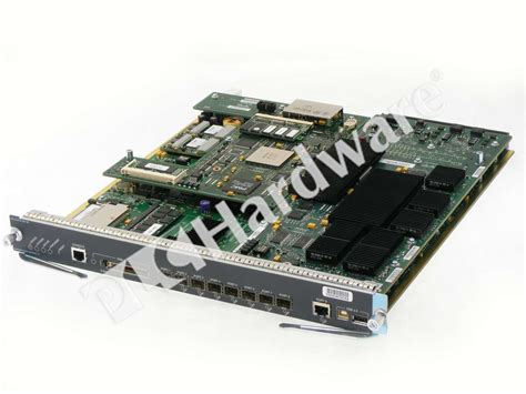 Switch Cisco Ws Sup32 10ge 3b plc hardware cisco ws sup32 ge 3b used in a plch packaging