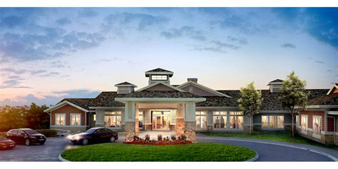 cherry assisted living and memory care breaks ground