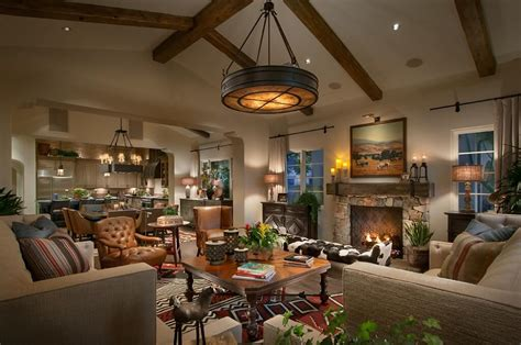 Tuscan Home Decor Ideas by Stunning Southwest Style Home With Luxurious Interior Design