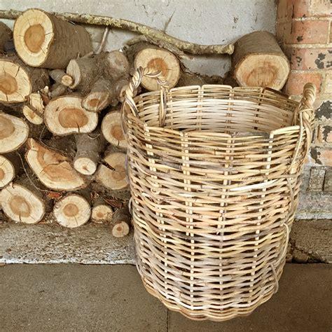 earth baskets buy earth s baskets strong wicker baskets emily readett bayley