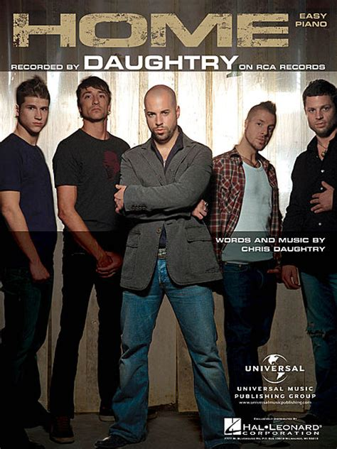daughtry sheet books scores buy
