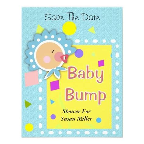 Save The Date Ideas For Baby Shower by 17 Best Images About Save The Date Baby Shower On