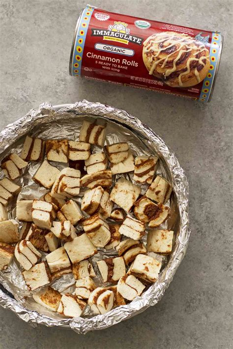 Dunker Mug Rolls Two Functions Into One by Caramel Apple Cinnamon Roll Breakfast Bread Pudding
