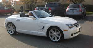 2006 Chrysler Crossfire Convertible 2006 Chrysler Crossfire Pictures Cargurus