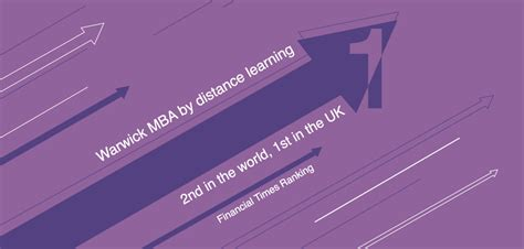 Warwick Distance Learning Mba by Warwick Business School Wbs The Of Warwick
