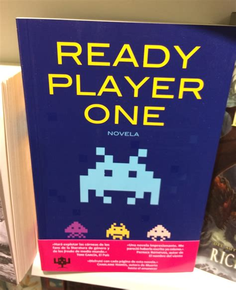 libro one recomendaci 243 n para el d 237 a del libro quot ready player one quot