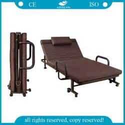 Portable Folding Bed China Cheapest Hospital Portable Manual Folding Bed Ag Fb003 Photos Pictures Made In China