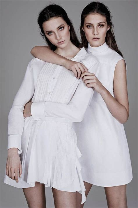 Dress Model White Style Fashion Impor 3 259 best two model shoot ideas images on best friends friend photos and beleza