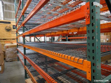 Used Warehouse Racking by Pallet Furniture New Used Second Pallet Racking