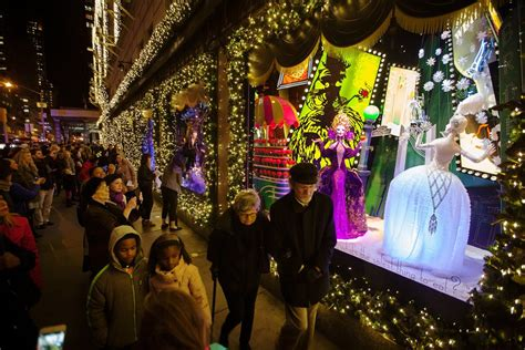 Home Decoration Stores In Toronto holiday window displays lure them inside by dazzling
