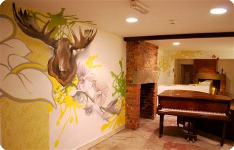 home interiors mural artist graffiti art interior