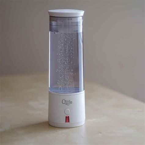 Q-CUP Hydrogen Water Generator | Qlife Hydrogen Solutions Q Cup